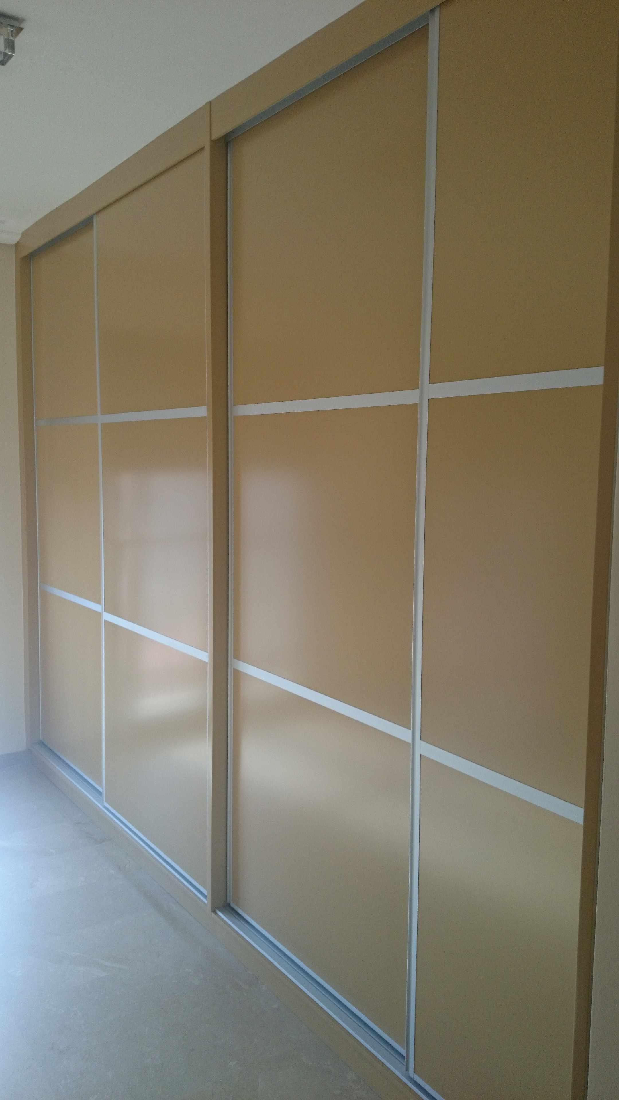 Carpinter a familia murcia armario lacado en color caramelo - Carpinteria de aluminio murcia ...
