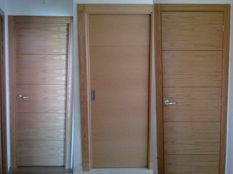Carpinter a familia murcia puertas de paso - Carpinteria de aluminio murcia ...