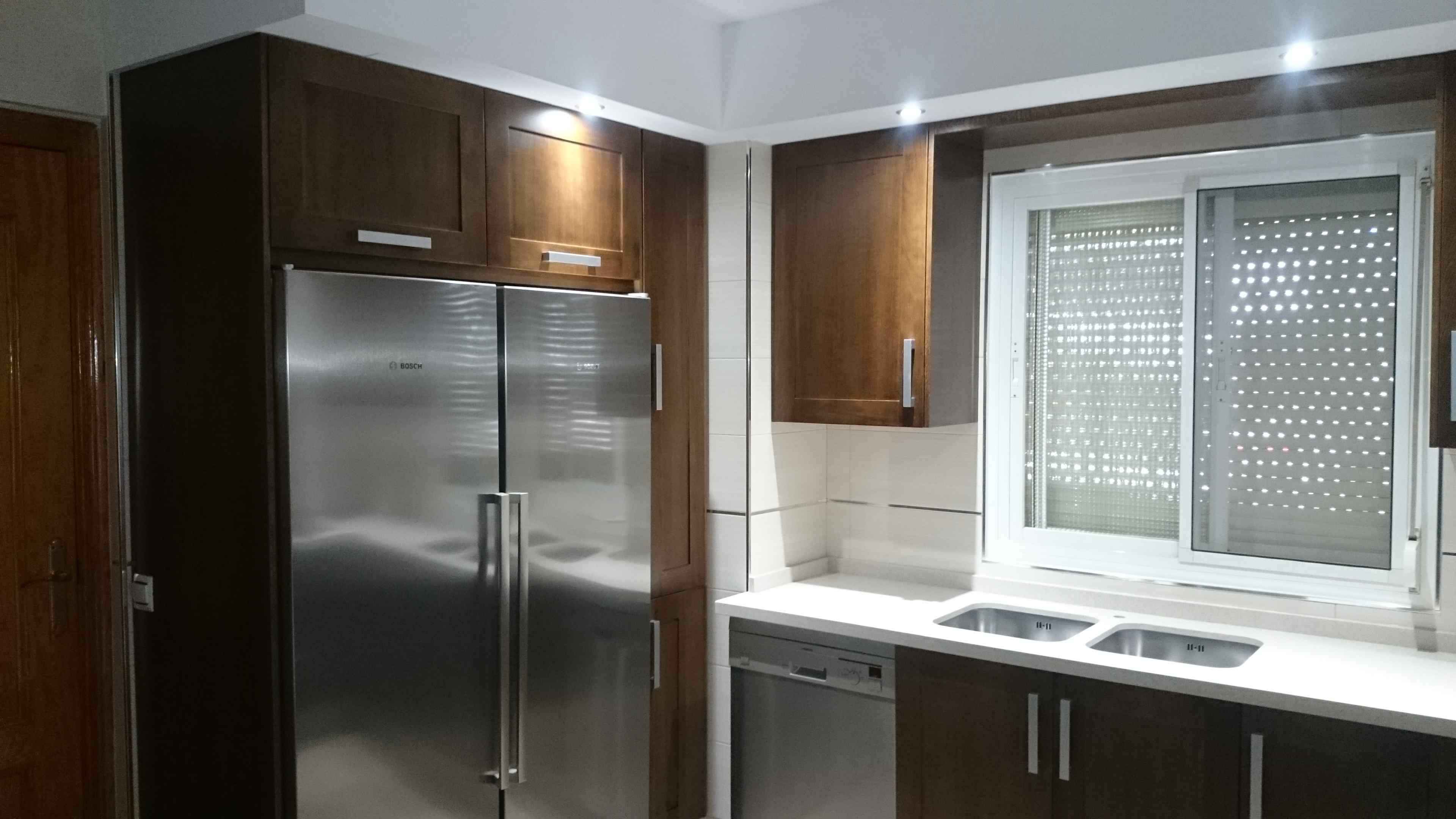 Mueble De Cocina Nogal Habano : Cocinas color nogal amazing with