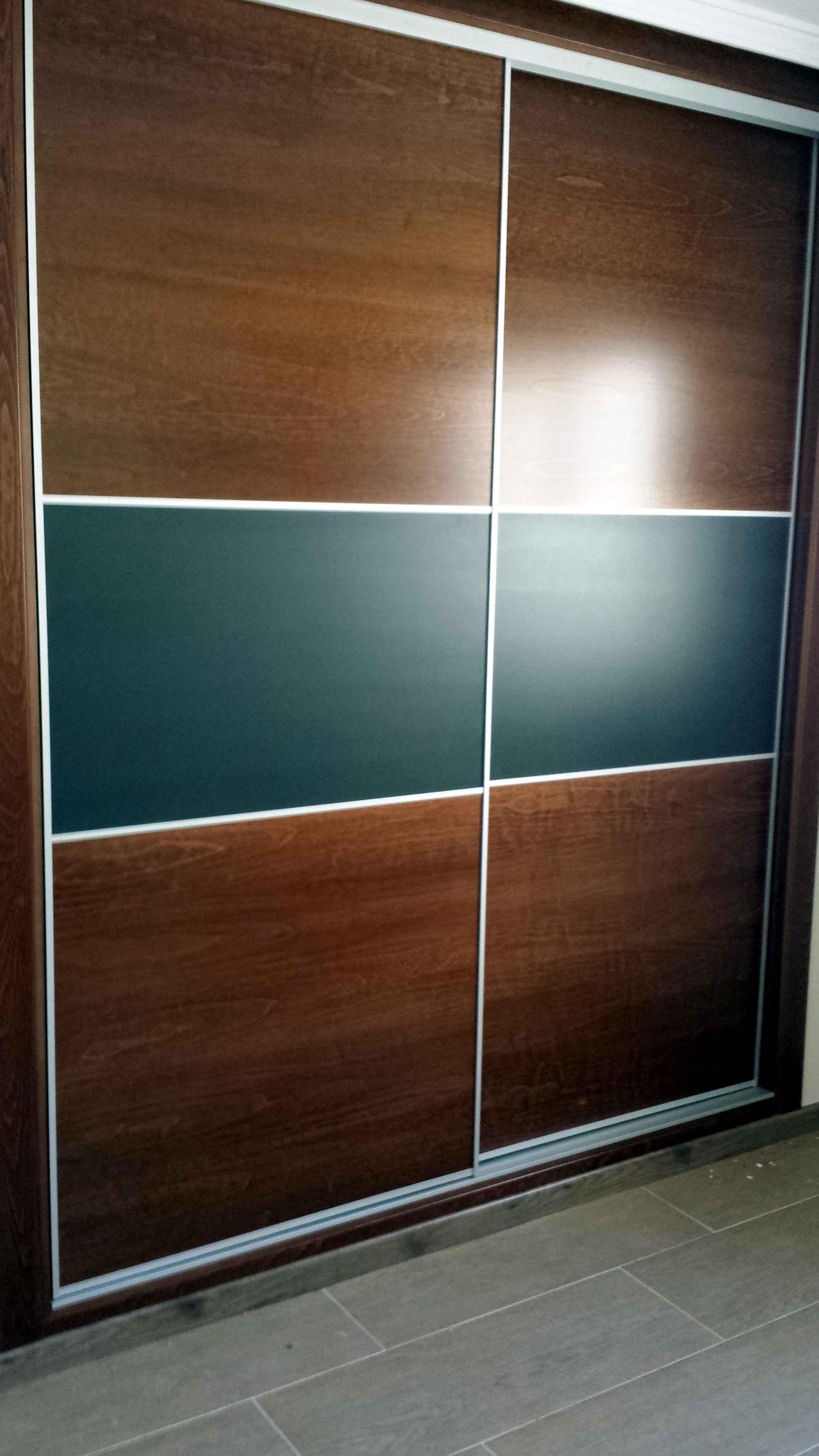 Carpinter a familia murcia armario de dos puertas - Carpinteria de aluminio murcia ...